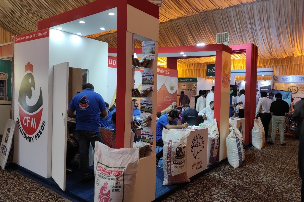 Chaudhry feeds - Pakistan dairy expo